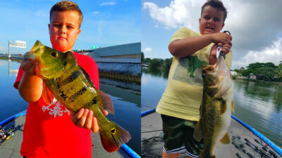 Miami Trophy Largemouth Fishing 2