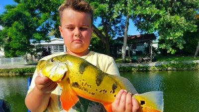 Miami Trophy Largemouth Fishing 3