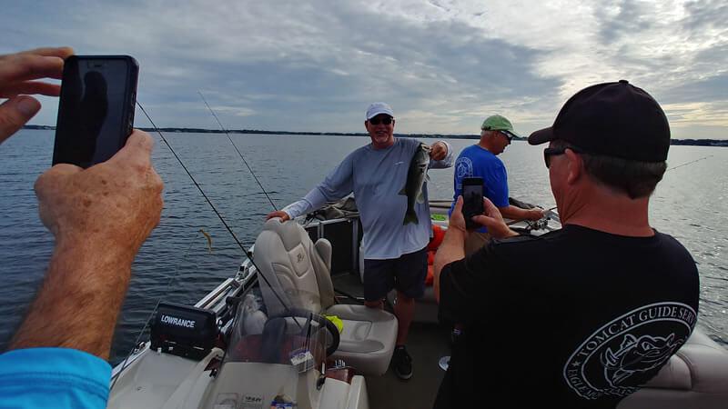 Orlando Conference Bass Fishing 3