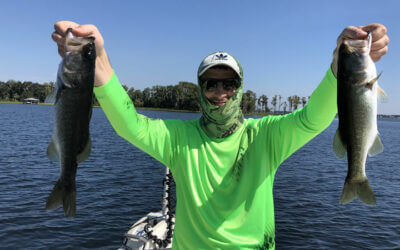 Orlando Freshwater Fishing Trip For Central Florida Largemouth Bass