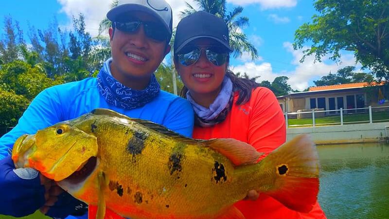 Peacock Bass Fishing Spawn 5