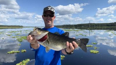 First Rodman Reservoir Fishing 4