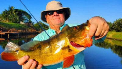 Delray Freshwater Fishing Trip 1