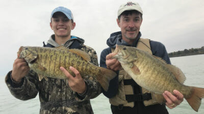 Fall Lake Erie Fishing Charters 3