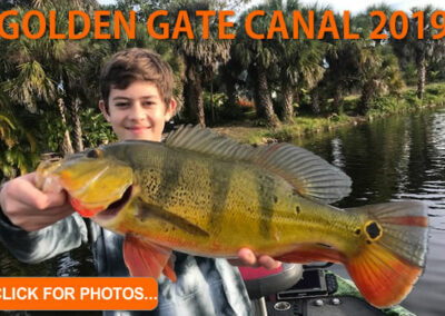 2019 Golden Gate Canal Pictures