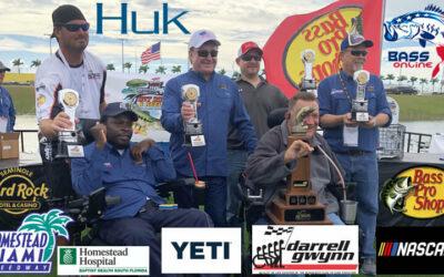 2019 NASCAR Charity Fishing Tournament