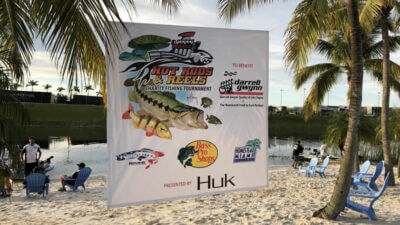NASCAR Charity Fishing Event 1