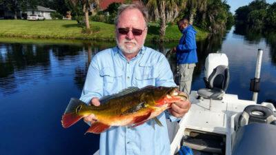 Naples Bass Fishing November 2