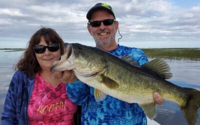 November Lake Okeechobee Fishing Report 2019