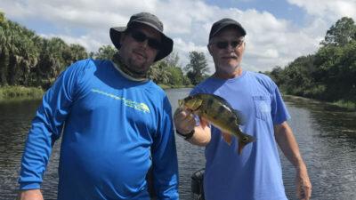 November Naples Bass Fishing 1