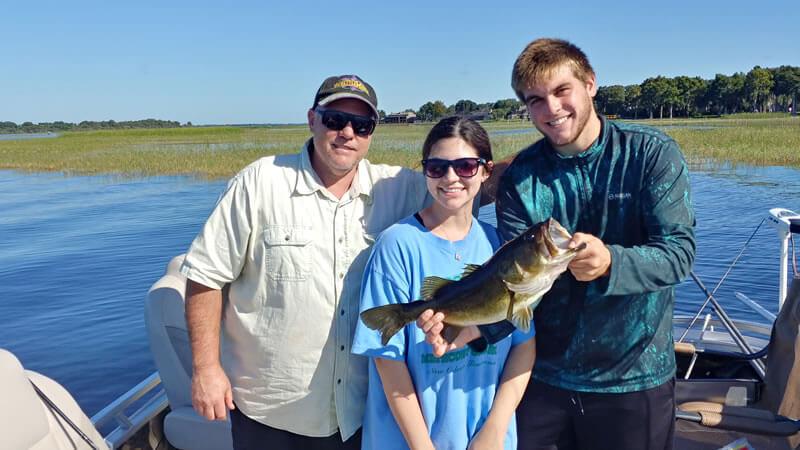 fishing vacation rentals