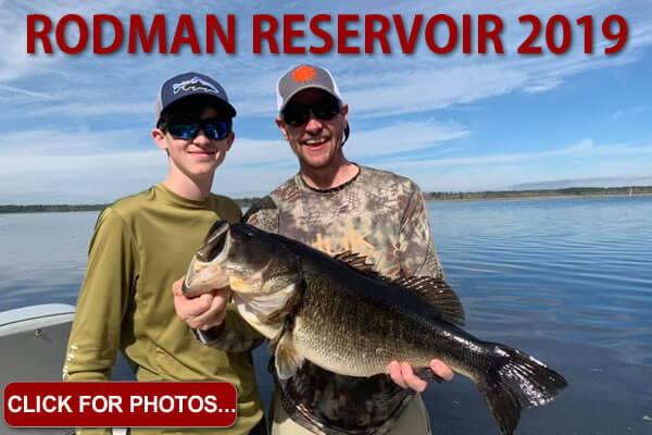 2019 Rodman Reservoir Pictures