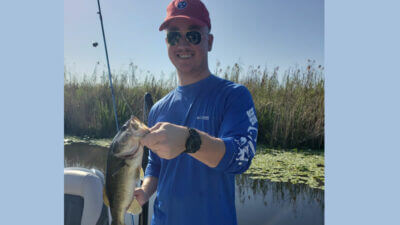 Beautiful December Everglades Fishing 1