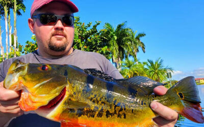 December Lake Ida Fishing Trips in Delray Beach, Florida