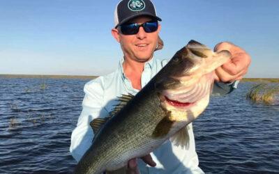 December Lake Okeechobee Fishing Report in Florida