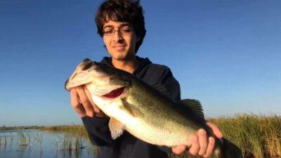 December Lake Okeechobee Fishing 2
