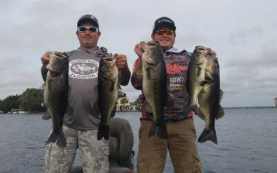 December Lake Tarpon Fishing Trips Near Tampa, Florida