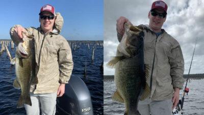 December Rodman Reservoir Fishing 1