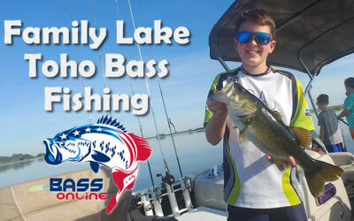 Family Lake Toho Bass Fishing Charter with Captain Steve Niemoeller