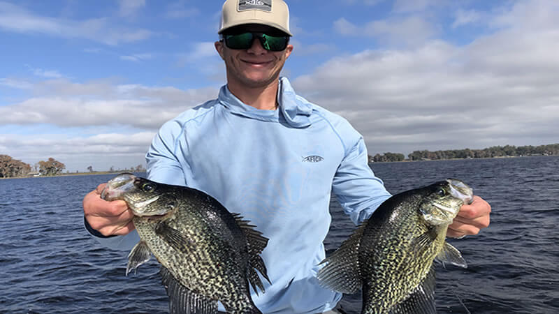 North Florida Crappie Fishing Charters with Local Experts