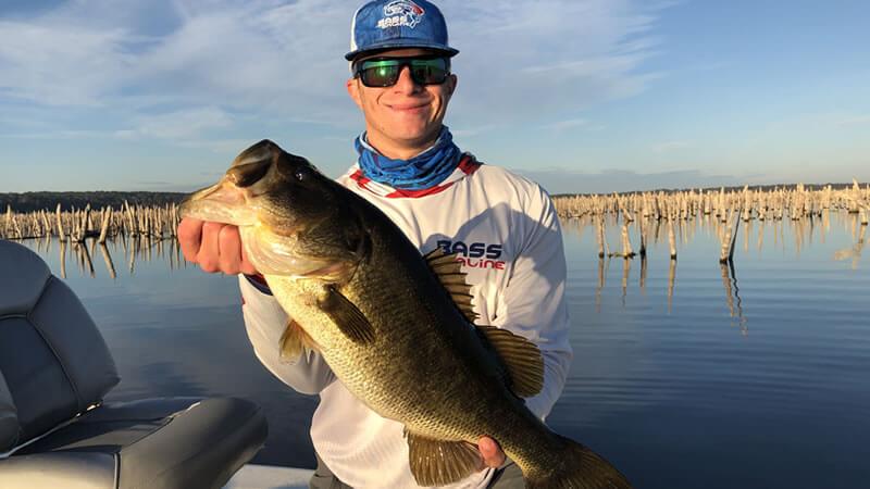 Rodman Reservoir Bass Charter