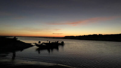 Rodman Reservoir Boat Ramp