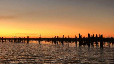 Rodman Reservoir Sunrise