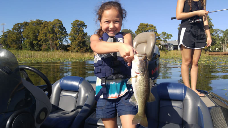 Winter Haven Bass Fishing Charters