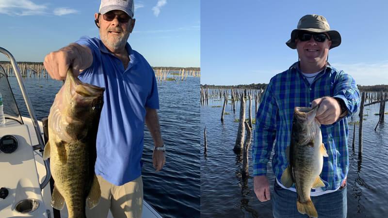 Awesome Rodman Reservoir Fishing 1