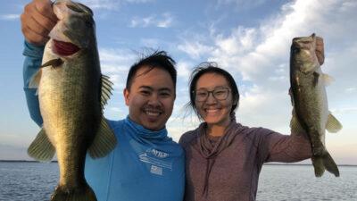 January Lake Toho Fishing Report 1
