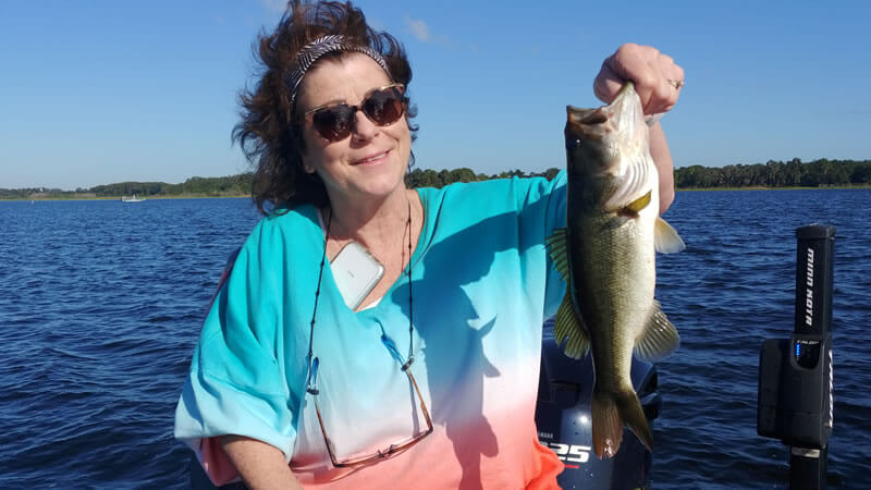 January Lake Toho Fishing Report 2