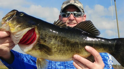 Lake Santa Fe GIANT North Florida Largemouth Bass