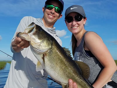 Belle Glade Bass Fishing Trips