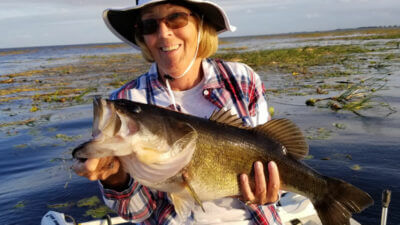 Big Bass Fishing on Okeechobee