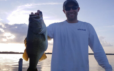 Isolation Kissimmee Bass Fishing in Central Florida