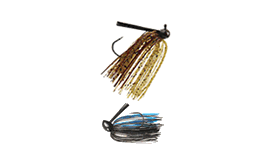 best bass lure for shallow water fish