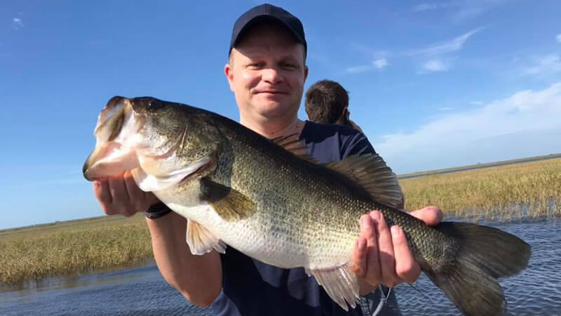 March Lake Okeechobee Fishing Forecast for Florida Freshwater Species