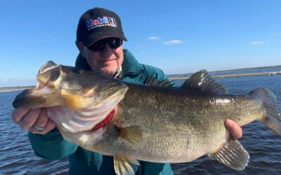 March Rodman Fishing Trips for Trophy Largemouth Bass