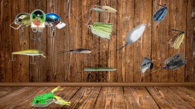 Artificial Lure Freshwater Fishing-bass fishing tips