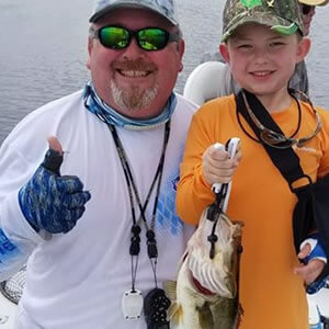 Capt Mike Groshon-tips to catch trophy peacock bass