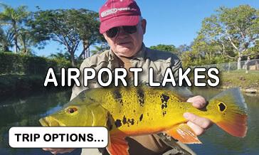 Airport Lakes Fishing
