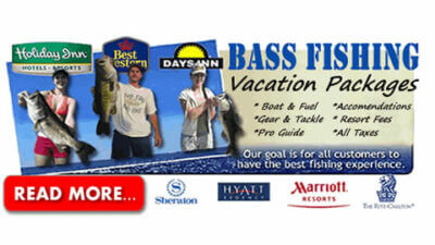 Package Fishing Trips