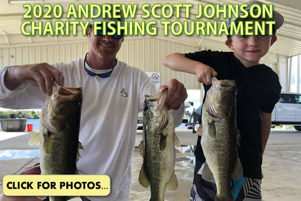 2020 Andrew Scott Johnson Charity Fishing Tournament