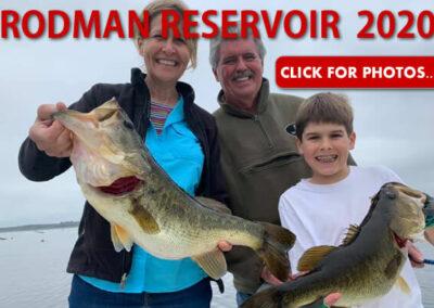 2020 Rodman Reservoir Pictures