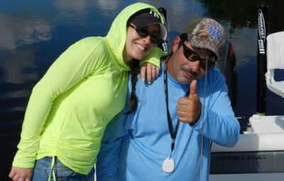 florida bass fishing guide service - fishing lesson