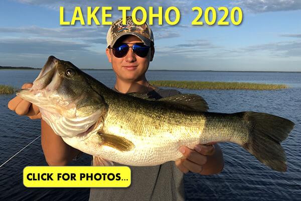 2020 Lake Tohopekaliga Pictures