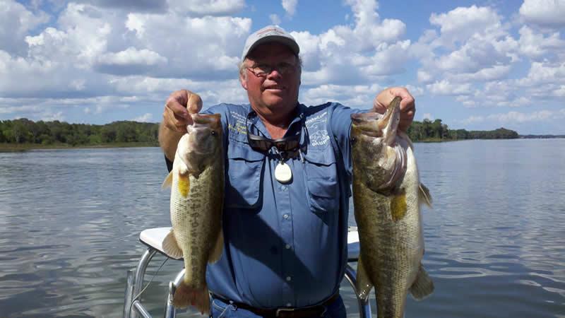 Capt Steve on Lake George