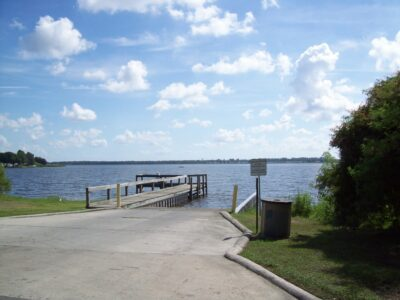 Lake Haines Boat Ramp