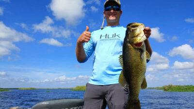 orlando trophy bass- florida bass fishing