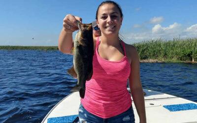 Fishing For Fall Bass